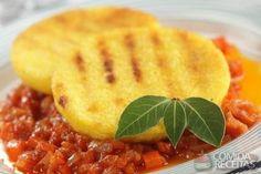 Receita de Polenta frita - Comida e Receitas