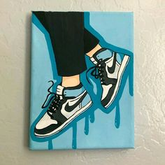 Small Canvas Paintings, Easy Canvas Art, Small Canvas Art, Cute Paintings, Mini Canvas Art, Cool Art Drawings, Art Drawings Sketches, Hippie Painting, Arte Sketchbook