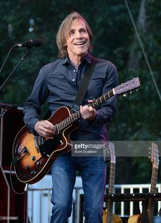 Singer Jackson Browne performs onstage during Hardly Strictly Bluegrass at Golden Gate Park on October 1 2016 in San Francisco California Marc Cohn, The Pretenders, Jackson Browne, Music Is My Escape, My Guy, No One Loves Me, Rock Music, We The People, Gorgeous Men