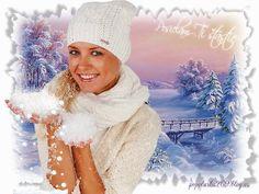 Posielam ti šťastie... Krásne Vianoce!
