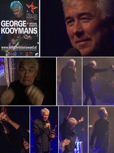 George krijgt in oktober 2012 de Eddie Christiani Award....