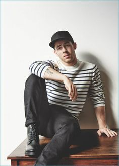 Nick Jonas 2016 Topman Photo Shoot 002 800x1120