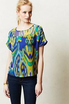 Floreana Midi Top from Anthropologie - $118.00
