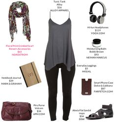 Ready to travel in style! @AlloyApparel @bobbibrown @dswshoelovers  @nordstrom #comfy #casual