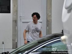 In London today 21.05.13 Candice Michele` ‏@britpop86 4m Photoset: londonphile: #setlock Still loving the JD t-shirt ;)   I WANT THAT SHIRT!!!! http://tmblr.co/ZutTmwlV2cwo
