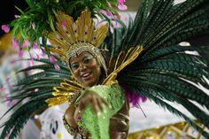 SME.sk | Rio de Janeiro opäť žilo karnevalom