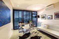 Chambre chaleureuse blanc