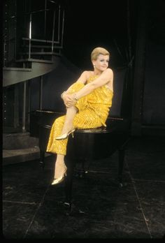 Angela Lansbury as Mame in 1966
