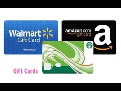 Earn Free Gift Cards Amazon Walmart Cash Legit & Fast ! - YouTube