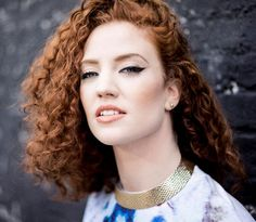 Singers with ginger hair