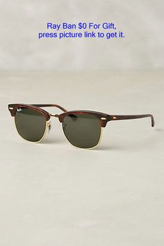 Ray-Ban Club Master Classic Sunglasses - anthropologie.com #anthrofave