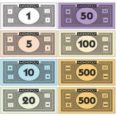 Monopoly Money Template Microsoft Word Iwantings Article Media Sports Tv Conversations More