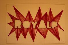 Oeuvre d'art au RoyAlp! Oeuvre D'art, Paper, Decor, Decoration, Decorating, Deco