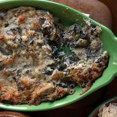 Spinach-and-Artichoke Dip Recipe - Saveur.com