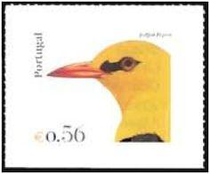Selos - Afinsa nr 3102 - Aves 5º Grupo