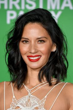 Olivia Munn Just Got a Textured Bob—Heres How to Cop Her Look