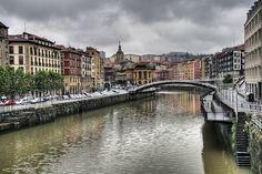 Dreaming of Spain...Bilbao.