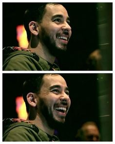 Mike's Smile <3 - Linkin Park