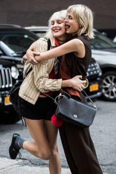NEW+YORK+WOMEN'S+FASHION+WEEK+SS17+-+PART+1