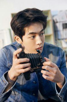 Nam joo hyuk ㅅ Nam Joo Hyuk Cute, Nam Joo Hyuk Lee Sung Kyung, Jong Hyuk, Drama Korea, Korean Drama, Asian Actors, Korean Actors, Nam Joo Hyuk Wallpaper, Joon Hyung