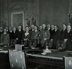 Hitler and Goering in the cabinet room