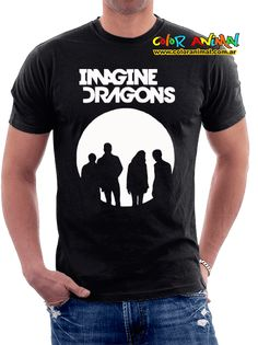Imagine Dragons - Comprar en Color Animal