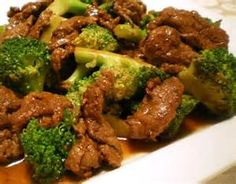 CROCK-POT VENISON AND BROCCOLI. Add 1lb thinly sliced un cooked venison, 1 cup beef broth, ¼ cup finely chopped onion, ½ cup soy sauce, 1/3 cup brown sugar 1 TBS sesame oil and 3 minced garlic cloves into a crock pot. Cover and cook on low for 6-8 hours. in a dish combine 2 TBS corn starch and 2 TBS water until smooth add to crock pot and stir well. Defrost one bag of frozen broccoli in the microwave add to the crock-pot and stir. Cook 20 more minutes or until the mixture is thick…