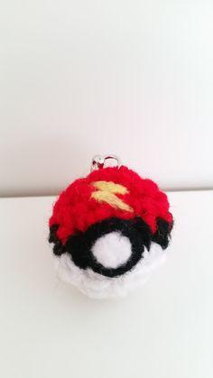 LWC Pikachu ball keychain :)