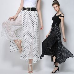 polka dots pant group in fashion - Google Search