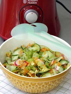 Vegyes zöldsaláta Food Inspiration, Potato Salad, Paleo, Food And Drink, Ethnic Recipes, Dressings, Instant Pot, Healthy Foods, Salads
