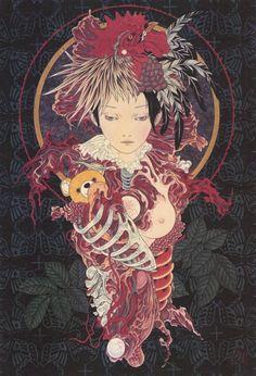 Takato Yamamoto art