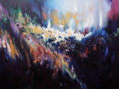 Melissa S McCracken | Synesthetic Artist | 2015 Old Pine
