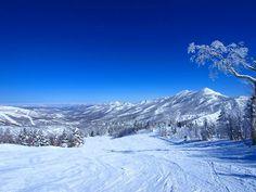 志賀高原 ski gelende