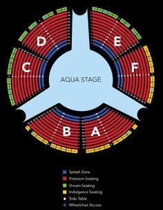 19 Fresh La Reve Seating Chart
