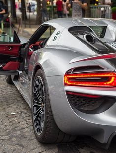 Porsche 918 #Spyder See more #sports #car pics at www.fabuloussavers.com/wcars.shtml