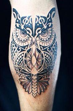 12 Tattoos, Tattos, Tribal Tattoos, Sleeve Tattoos, Band Tattoo Designs, Owl Tattoo Design, Owl Tattoo Small, Small Tattoos, Tattoo Inspiration