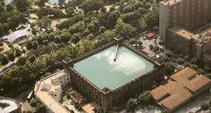 Depósito de las Aguas de Barcelona