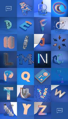 My participation in 4th edition of 36daysoftype