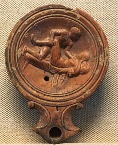 Ancient Romans, Ancient Art, Digital Art Beginner, Art Of Love, Roman History, What Inspires You, Oil Lamps, European Travel, Erotic Art