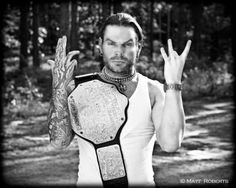 Having a Jeff Hardy SQUEEE moment...As usual