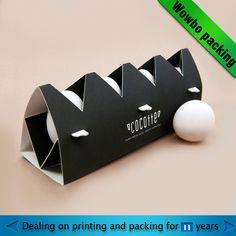 Respetuoso del medio ambiente de papel personalizados caja de ...