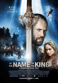 In The Name of the King, THE FIRST MOVIE I SAW THE STATH IN.
