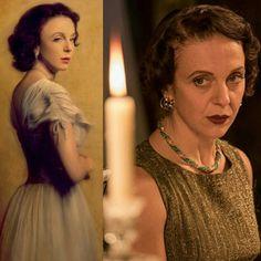 Fabulous Amanda Abbington in Crooked House by Agatha Christie