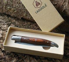 Laguiole Messer  NEU Taschenmesser Holz B