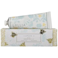 Lollia Wish Shea Butter Handcreme. Simply the best, better than all the rest.