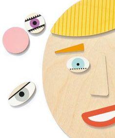 Shusha Toys Make a portrait