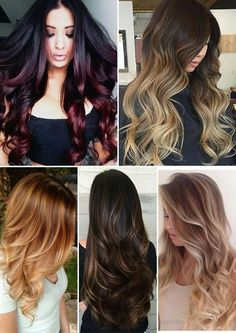 What\u0027s trending now: Balayage a French word meaning to sweep or paint color onto hair