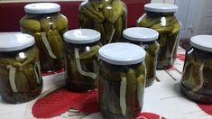 Ropogós uborka, egy újabb adaggal készítettem, mert mi nagyon szeretjük!