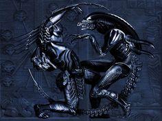 aliens vs predators | Alien V Predator