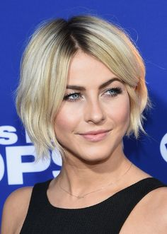 Julianne Hough's bob hairstyle